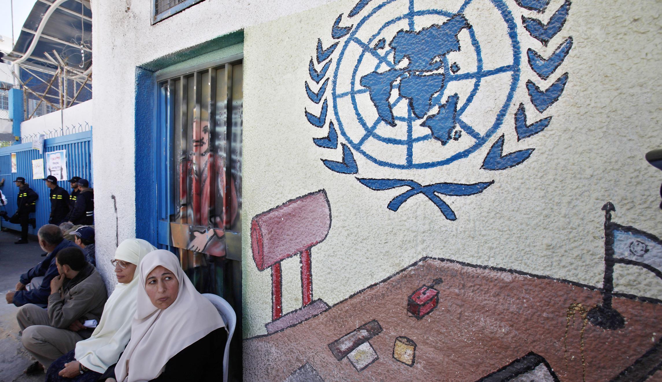 Congress must fix UNRWA's Hamas problem