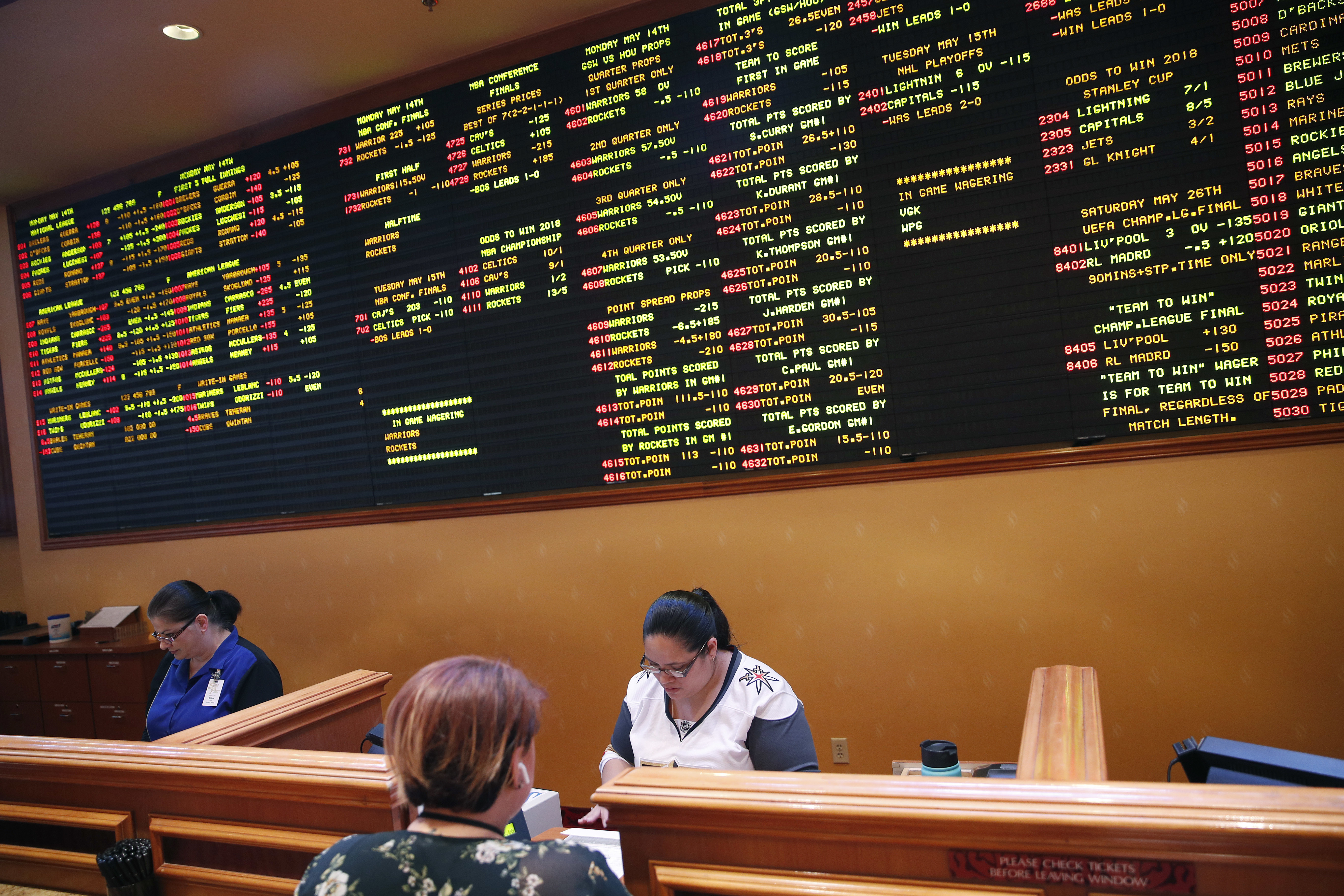 Online gambling, sports wagering closer to fruition in Connecticut